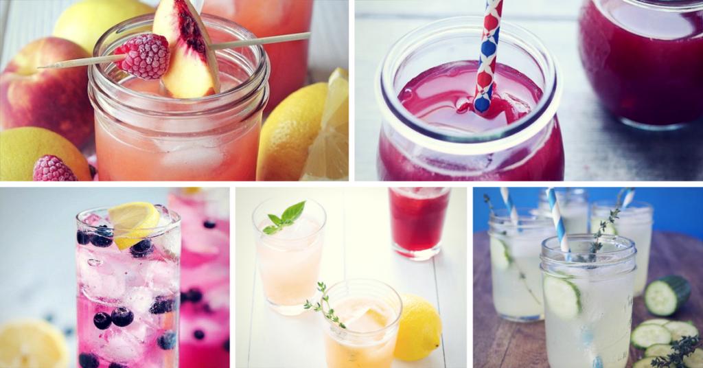 Best Homemade Lemonade Recipes