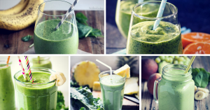 Healthy Green Smoothie Recipes to Boost Your Energy