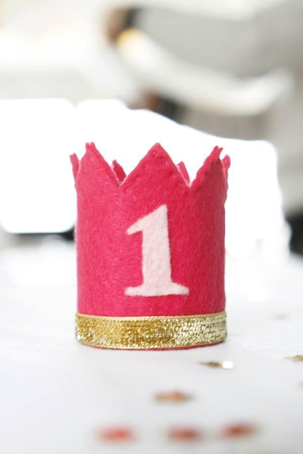diy cute crown project