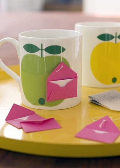 tea bag notes