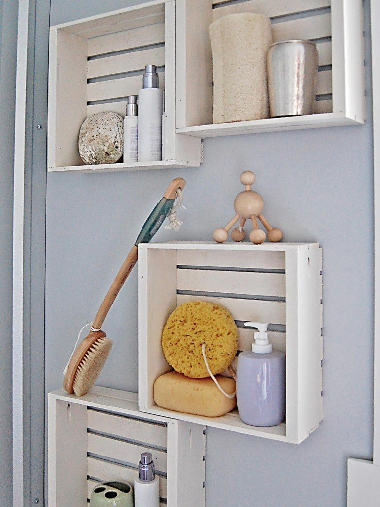 Fast and Easy DIY Shelving