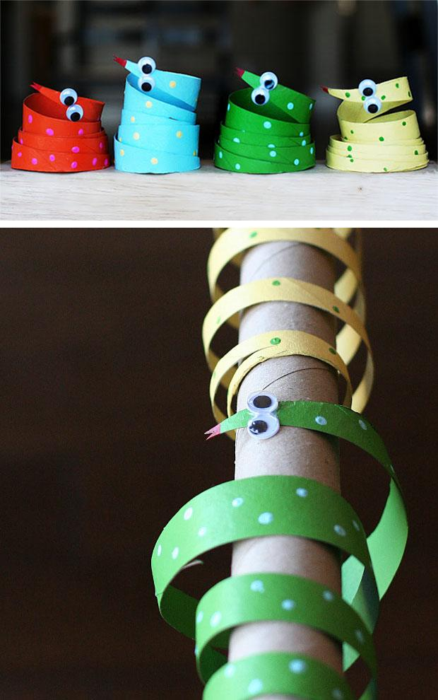 15 Toilet Paper Roll Crafts For Kids Homelovr