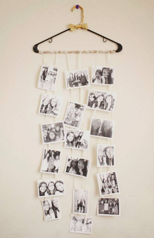 Cute DIY Photo Collage