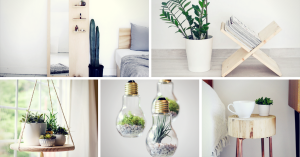 Easy DIY Home Decor Craft Projects