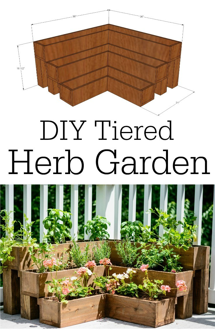 19 Inspiring DIY Pallet Planter Ideas | Homelovr on Tiered Patio Ideas id=64652