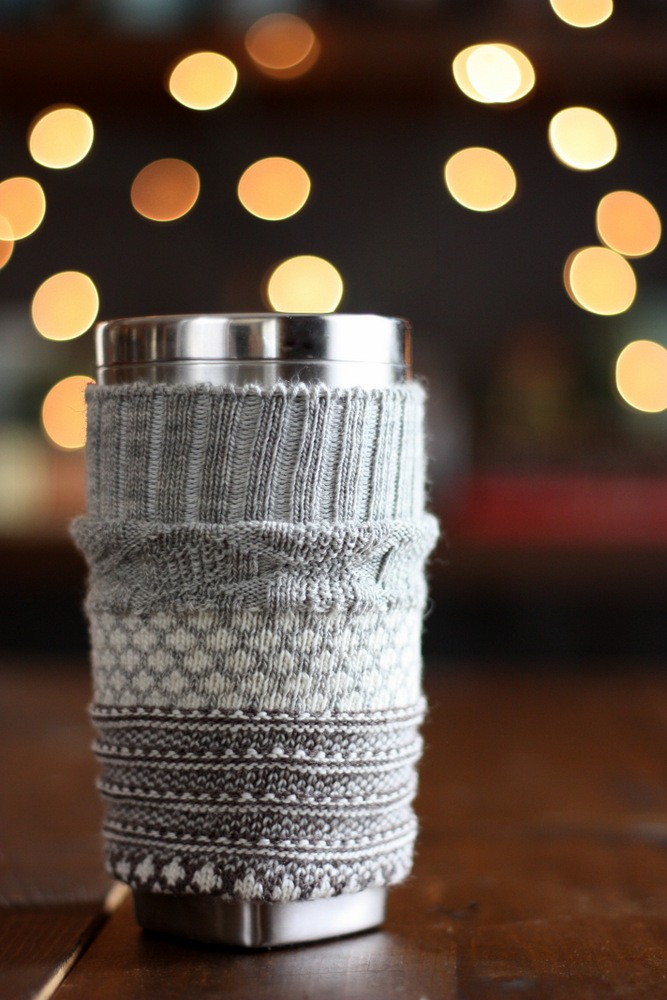 Coffe Mug Sock Cozy