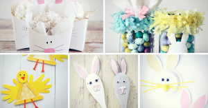 Fun and Creative Easter Crafts For Kids