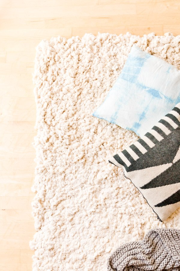 Make a large-Scale Rug From Scratch