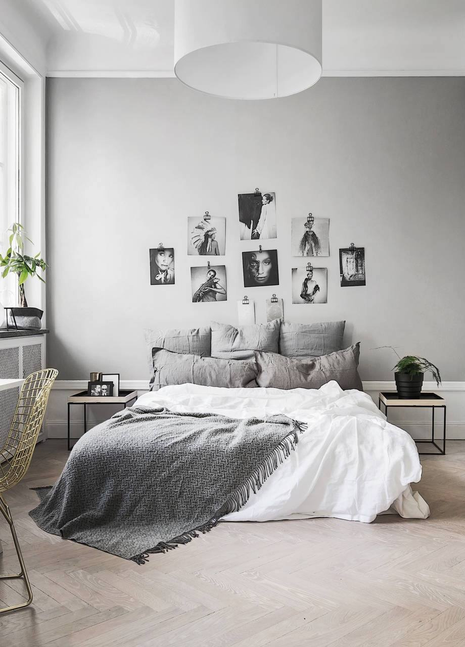 Shades of Grey & Photo Wall