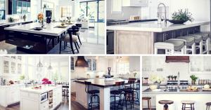 50 Inspiring Kitchen Island Ideas & Designs