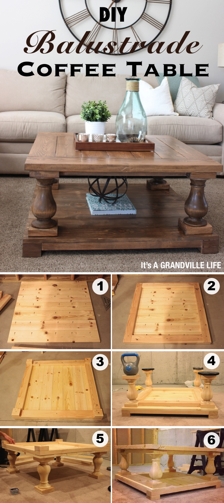 15 Creative Diy Coffee Table Ideas You