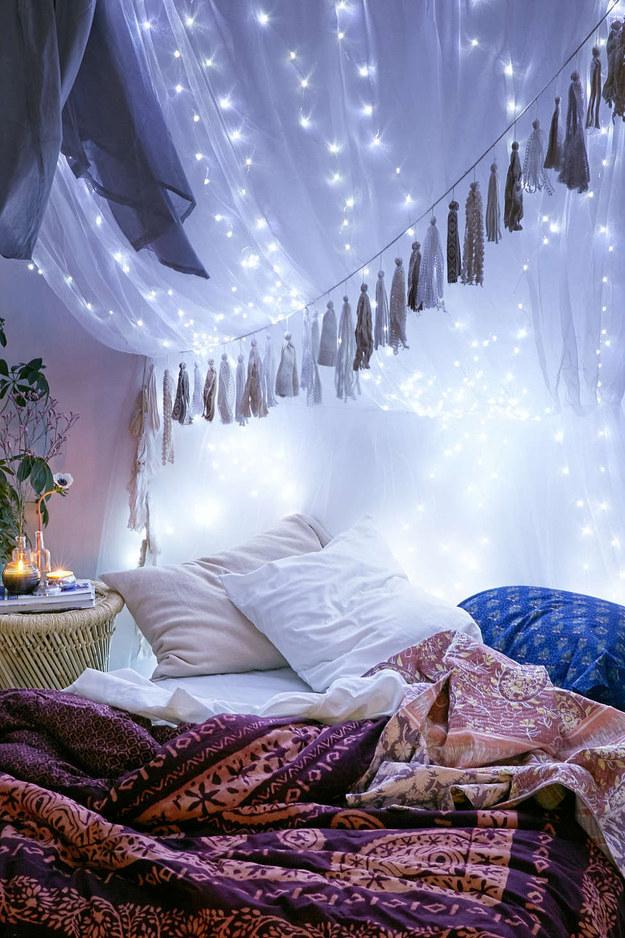 Galaxy String Lights