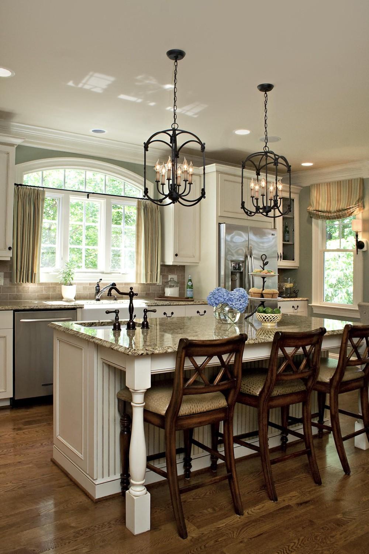 Huge Kitchen Island 50 inspiring kitchen island ideas & designs (pictures) - homelovr