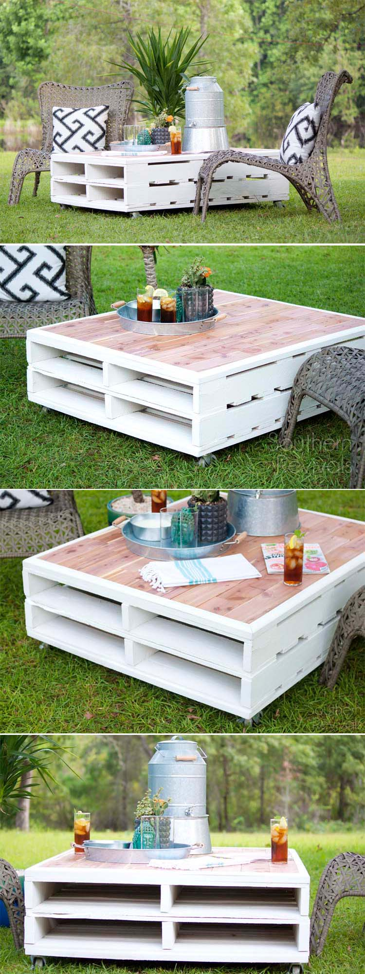 Arredo Giardino In Pallet 15 best diy outdoor pallet furniture ideas | homelovr