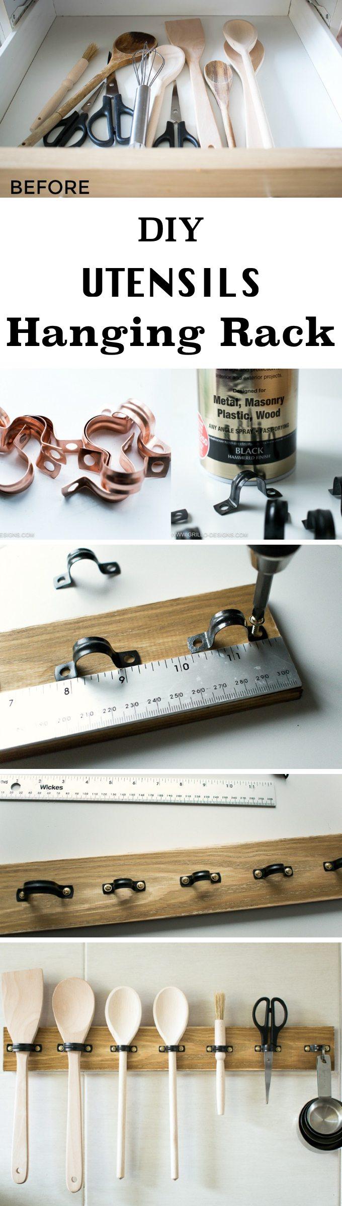 15 Innovative DIY Kitchen Organization & Storage Ideas   Keep Your ...