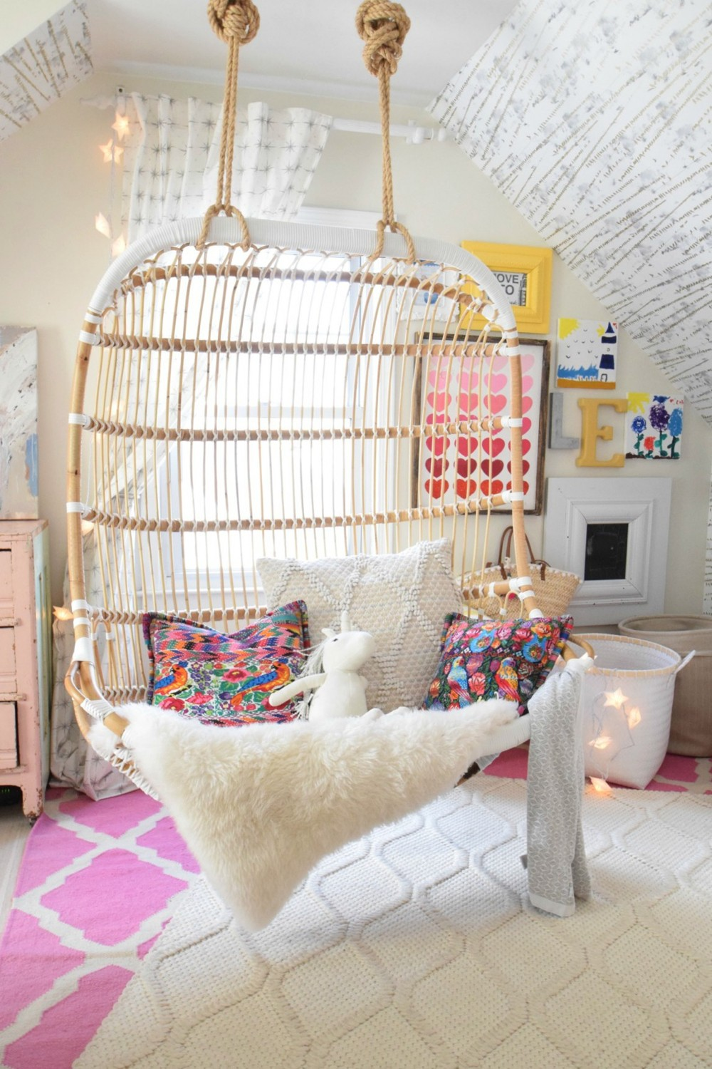 23 stylish teen girl s bedroom ideas homelovr - Cute bedroom ideas for tweens ...