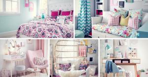 Stylish Teen Girl's Bedroom