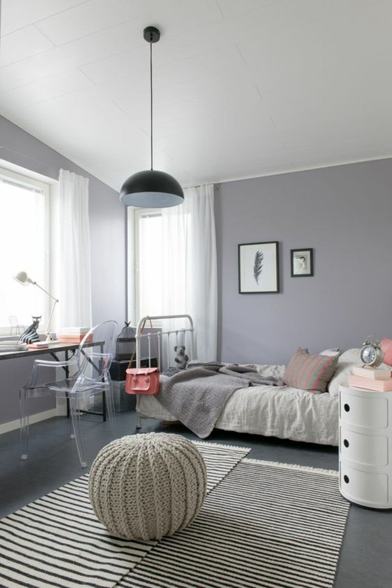 23 Stylish Teen Girl's Bedroom Ideas | Homelovr on Room Girl  id=36428