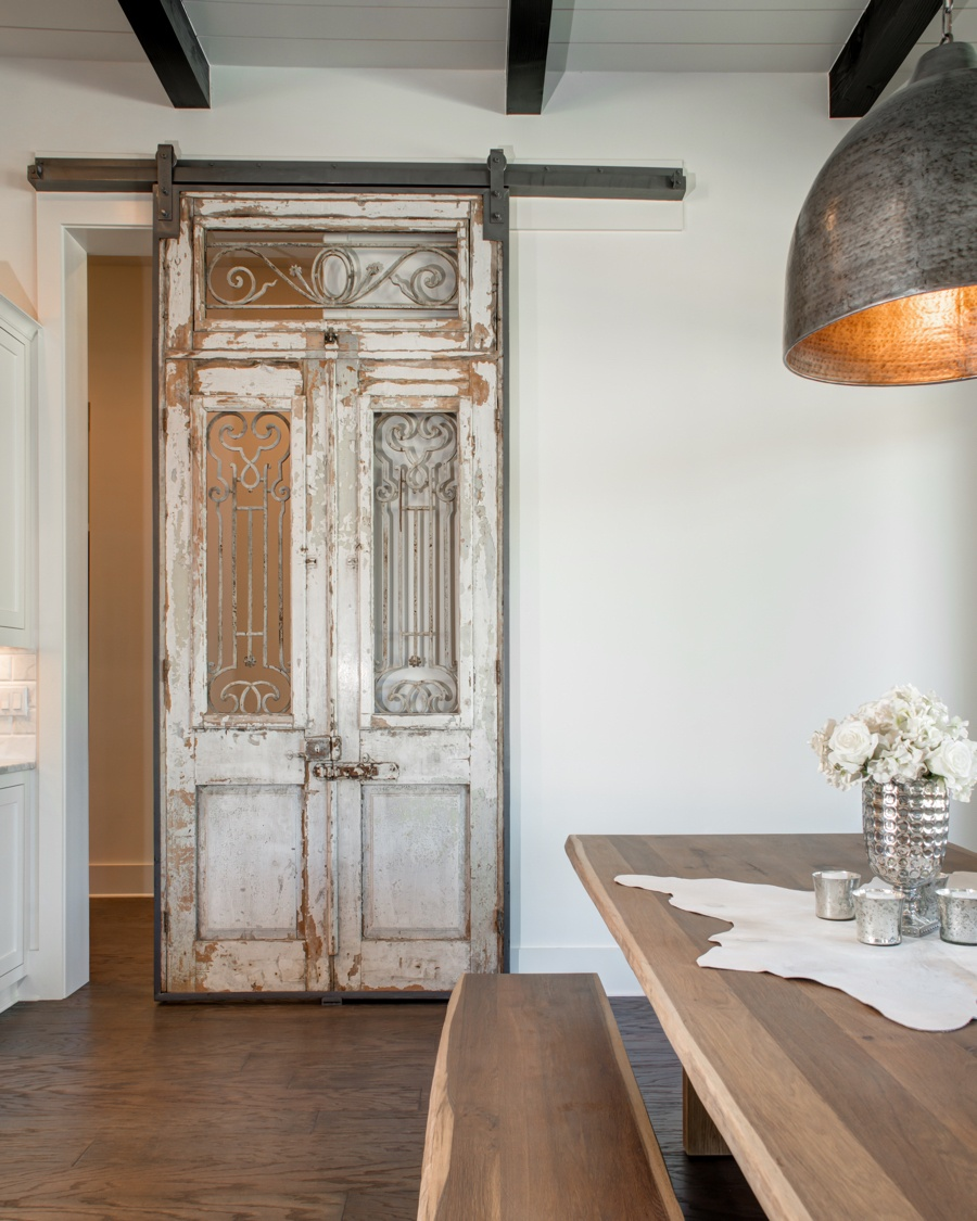 27 awesome sliding barn door ideas for the home homelovr antique french doors rubansaba