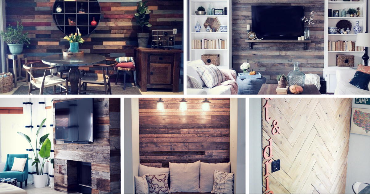 Beautiful Wood Accent Wall Ideas To Upgrade Your Space