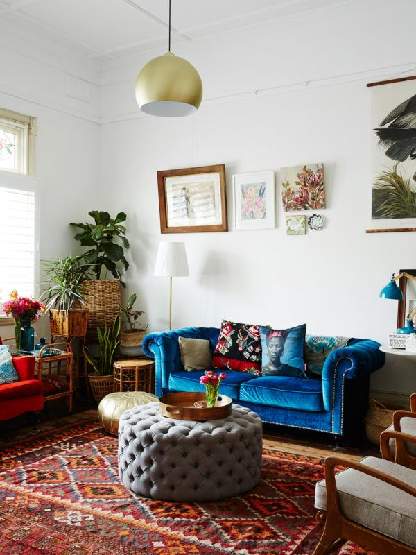 23 Colorful Sofas To Break The Monotony In Your Living