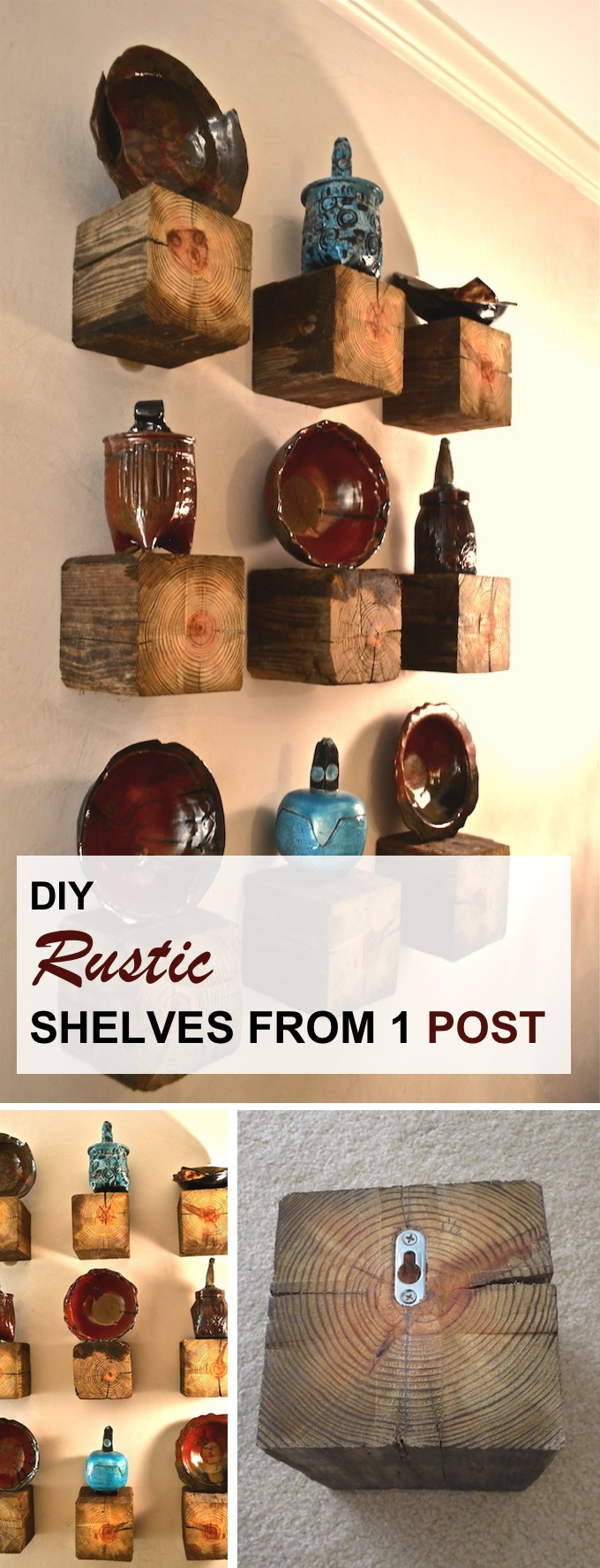 15 Brilliant Diy Shelves You Can Build Yourself Homelovr