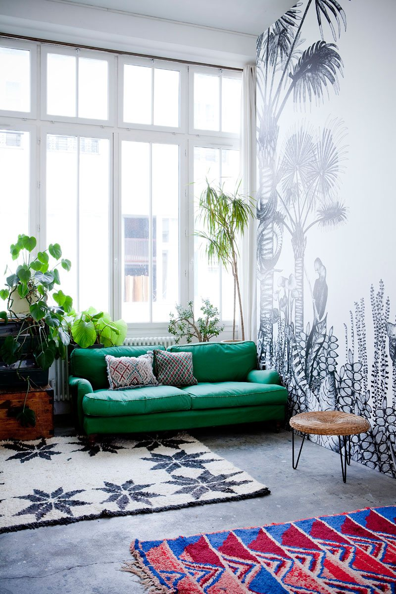 Green Sofa Part 92