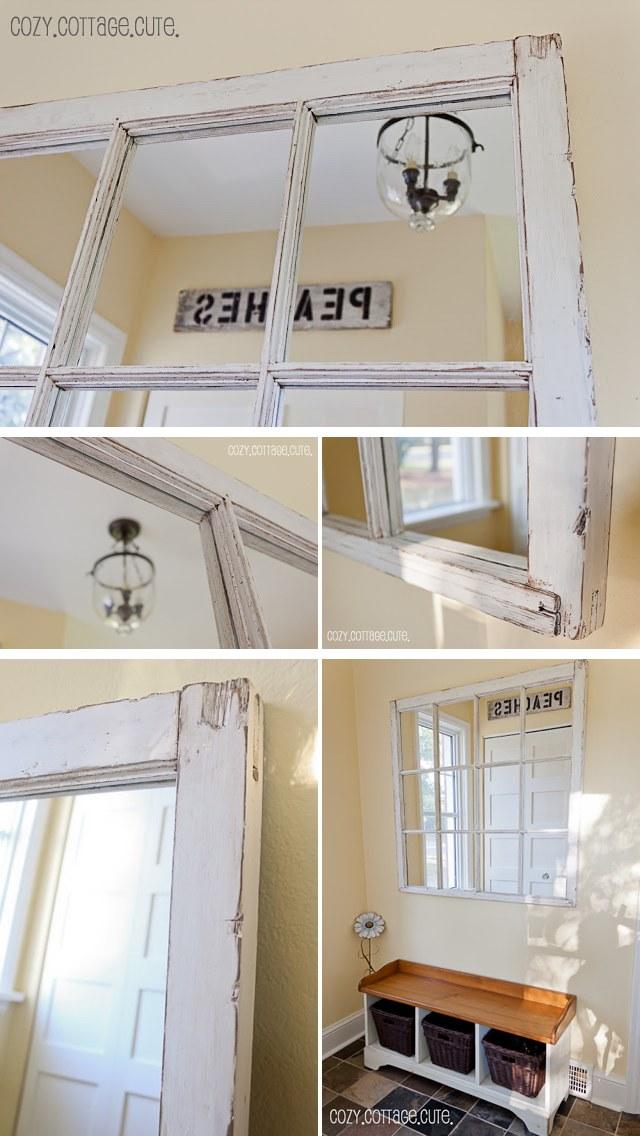 17 Brilliant Ways to Repurpose Old Windows - Homelovr