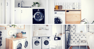 Beautiful and Functional Laundry Room Ideas
