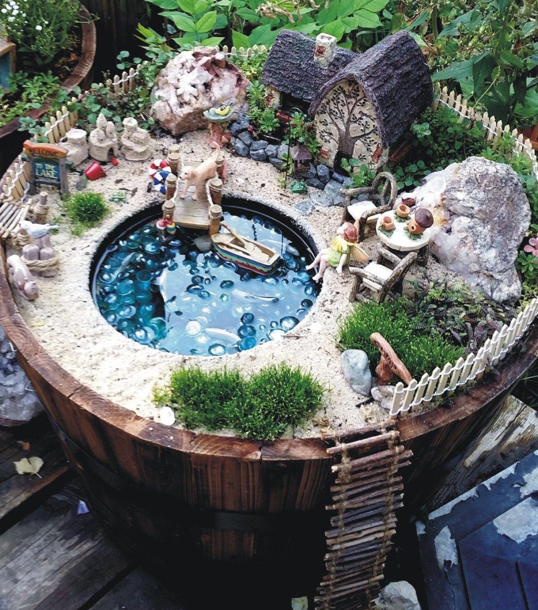 37 diy miniature fairy garden ideas to bring magic into your home