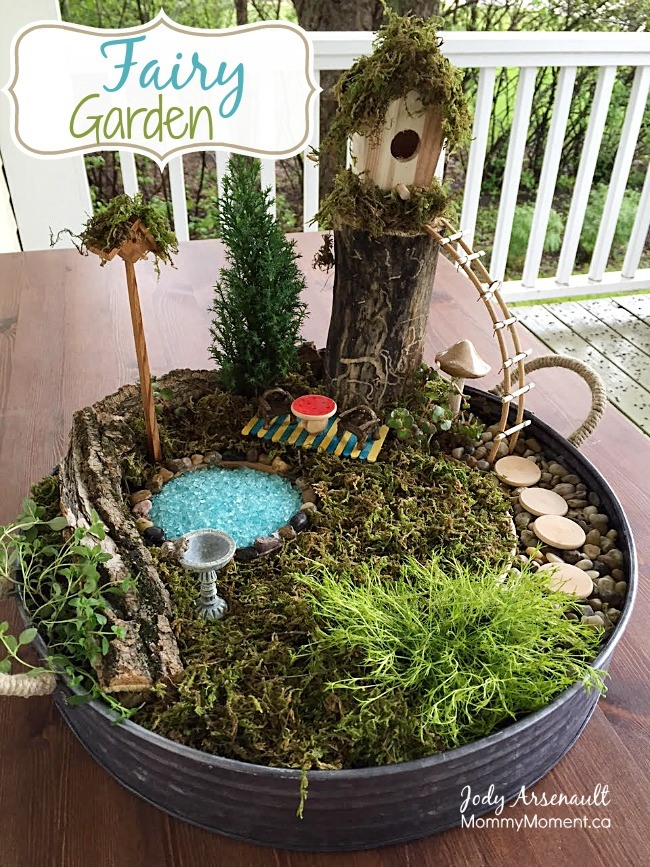 diy fairy garden - Diy Fairy Garden