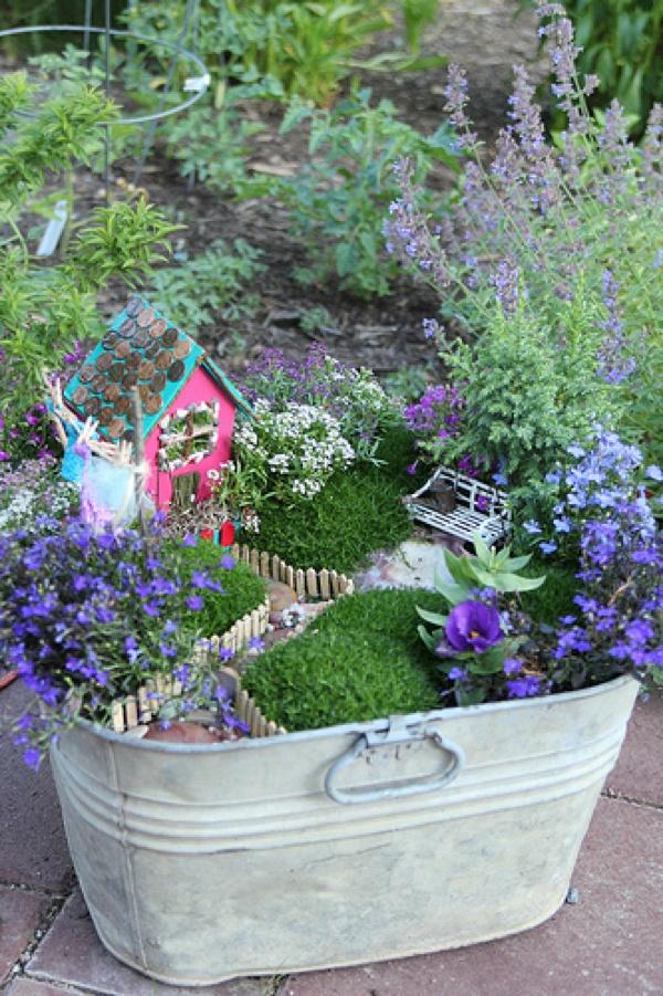 37 Diy Miniature Fairy Garden Ideas To Bring Magic Into Your Home Homelovr