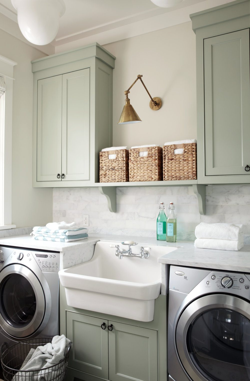 50 Beautiful and Functional Laundry Room Ideas - Homelovr