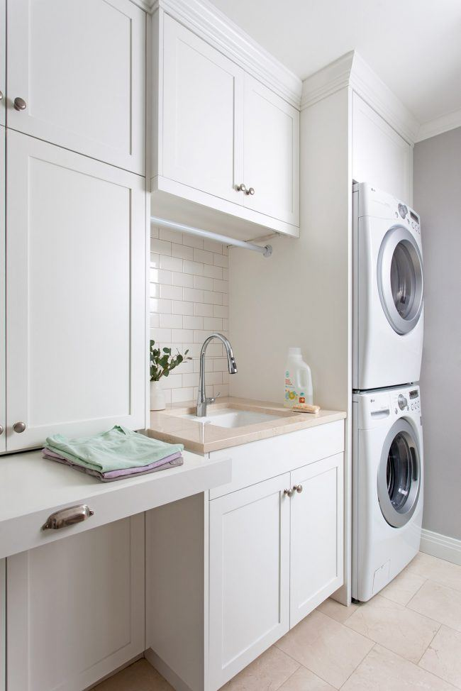 50 beautiful and functional laundry room ideas homelovr for Lavaderos ideas