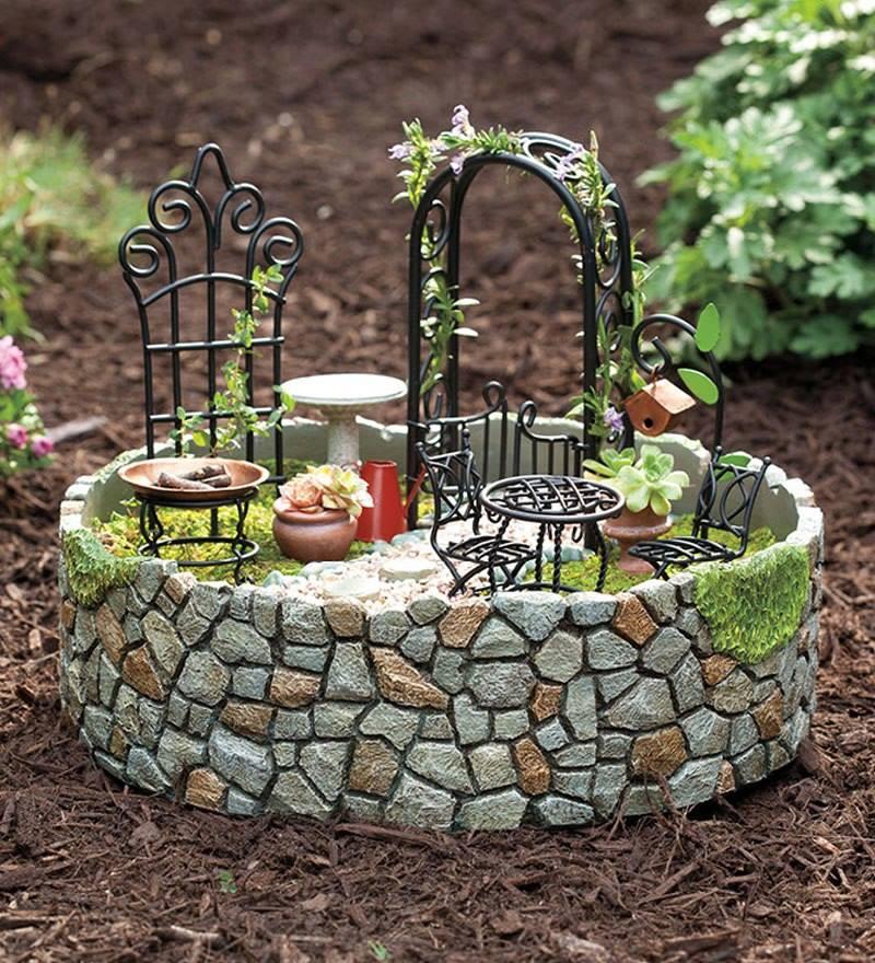 37 DIY Miniature Fairy Garden Ideas To Bring Magic Into