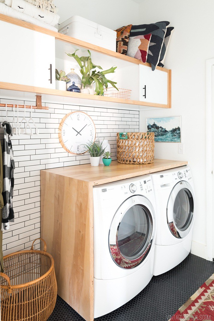 Laundry Room Accents 50 Beautiful And Functional Laundry Room Ideas  Homelovr