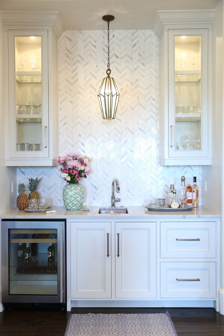 20 Kitchen Backsplash Ideas That Totally Steal the Show - Homelovr