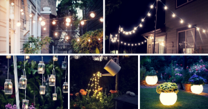 Inspiring Backyard and Patio Lighting Project Ideas