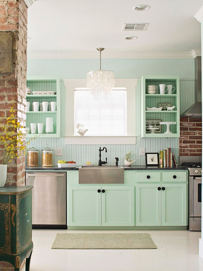 20 Gorgeous Kitchen Cabinet Color Ideas For Every Type Of Kitchen