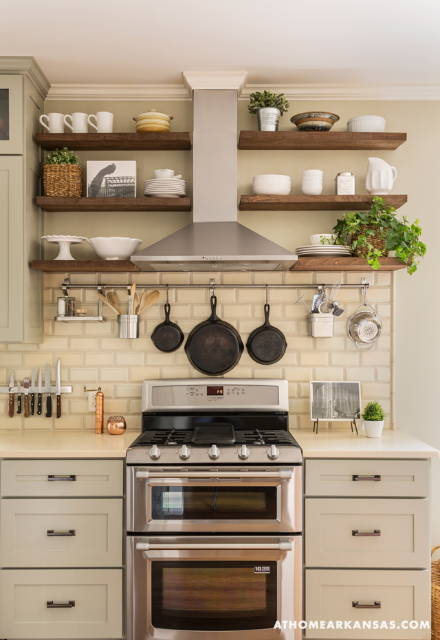 Beautiful Kitchen Shelving Ideas Concept