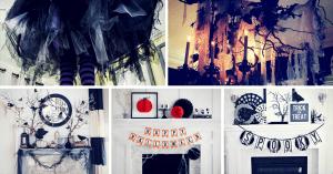 Creative Halloween Decor Ideas