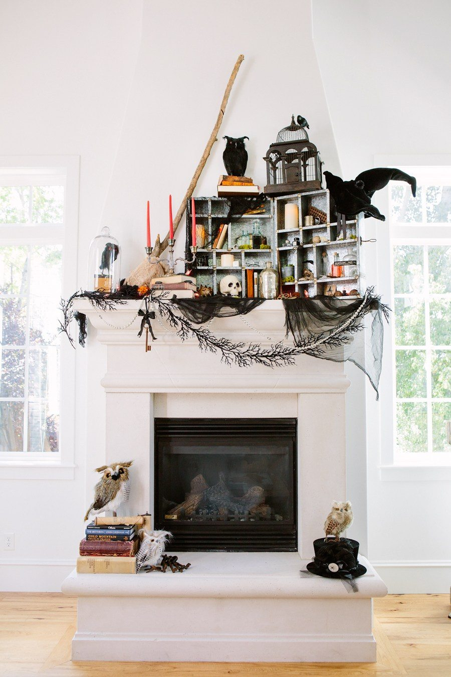 20 creative halloween decorating ideas homelovr - Decoration creative ...