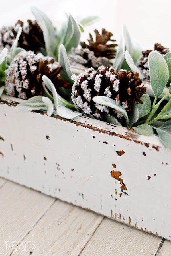 40 Farmhouse Christmas Decor Ideas