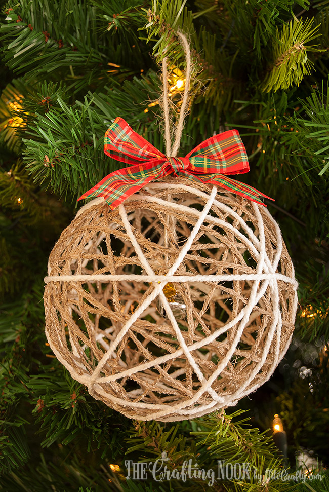 40 diy christmas ornaments that bring the joy