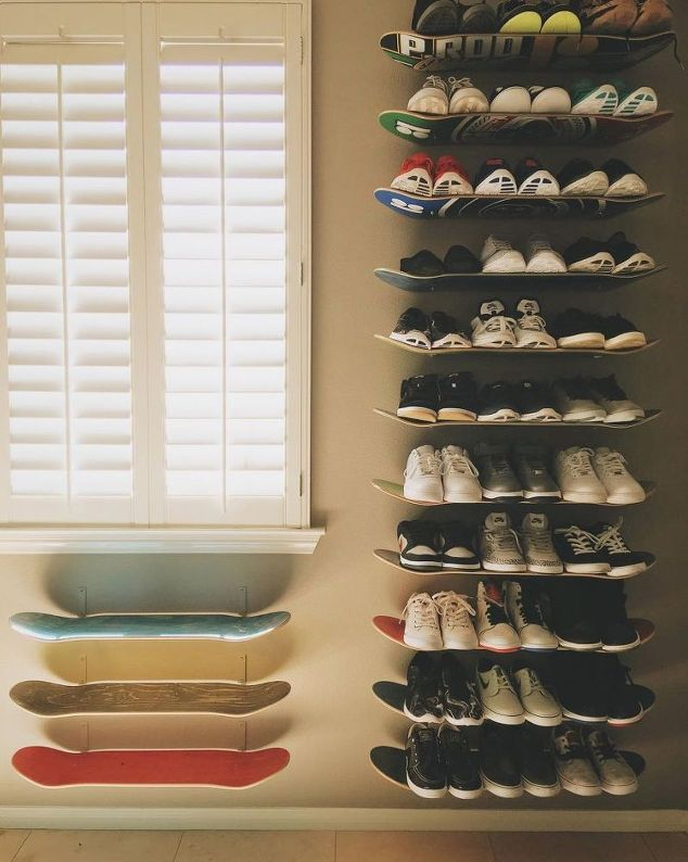 37 Space Saving Shoe Storage Ideas Homelovr