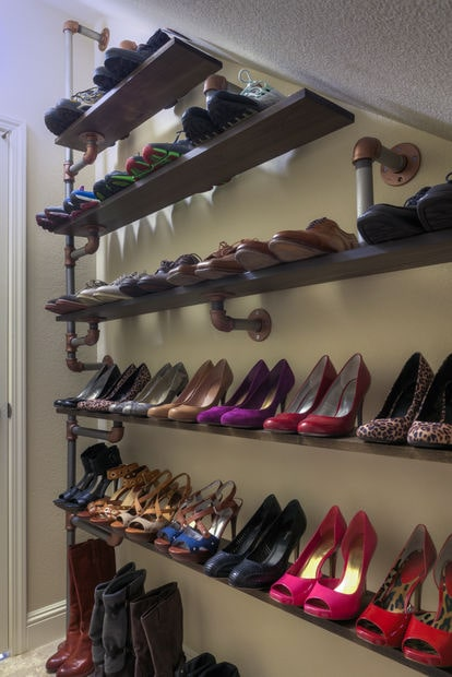 Rak Sepatu Diy Shoe Storage