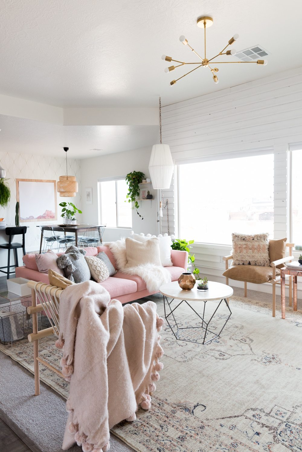Phenomenal Blush Pink Sofas Add A Touch Of Color To Your Living Room Interior Design Ideas Gentotthenellocom