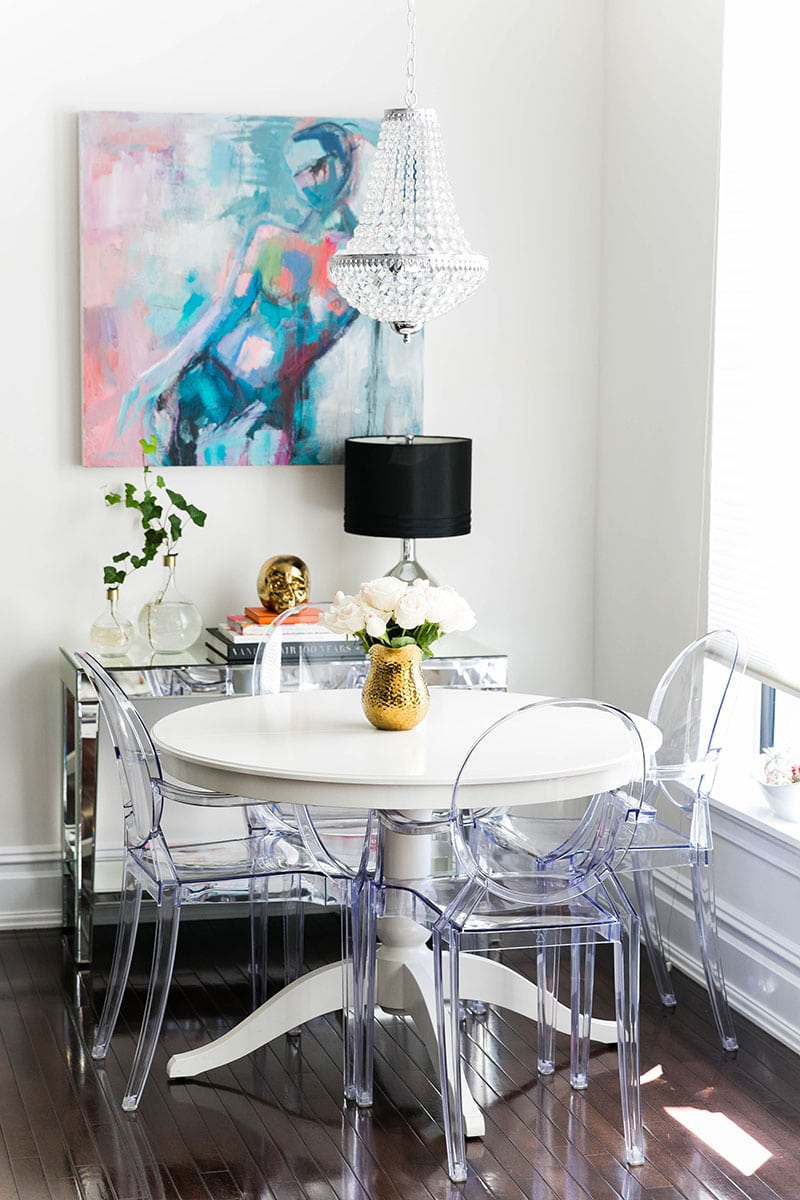 17 Stunning Ghost Chair Inspirations Homelovr