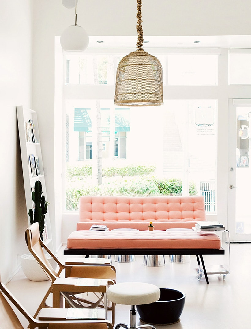 Blush Pink Sofas: Add A Touch Of Color To Your Living Room - Homelovr