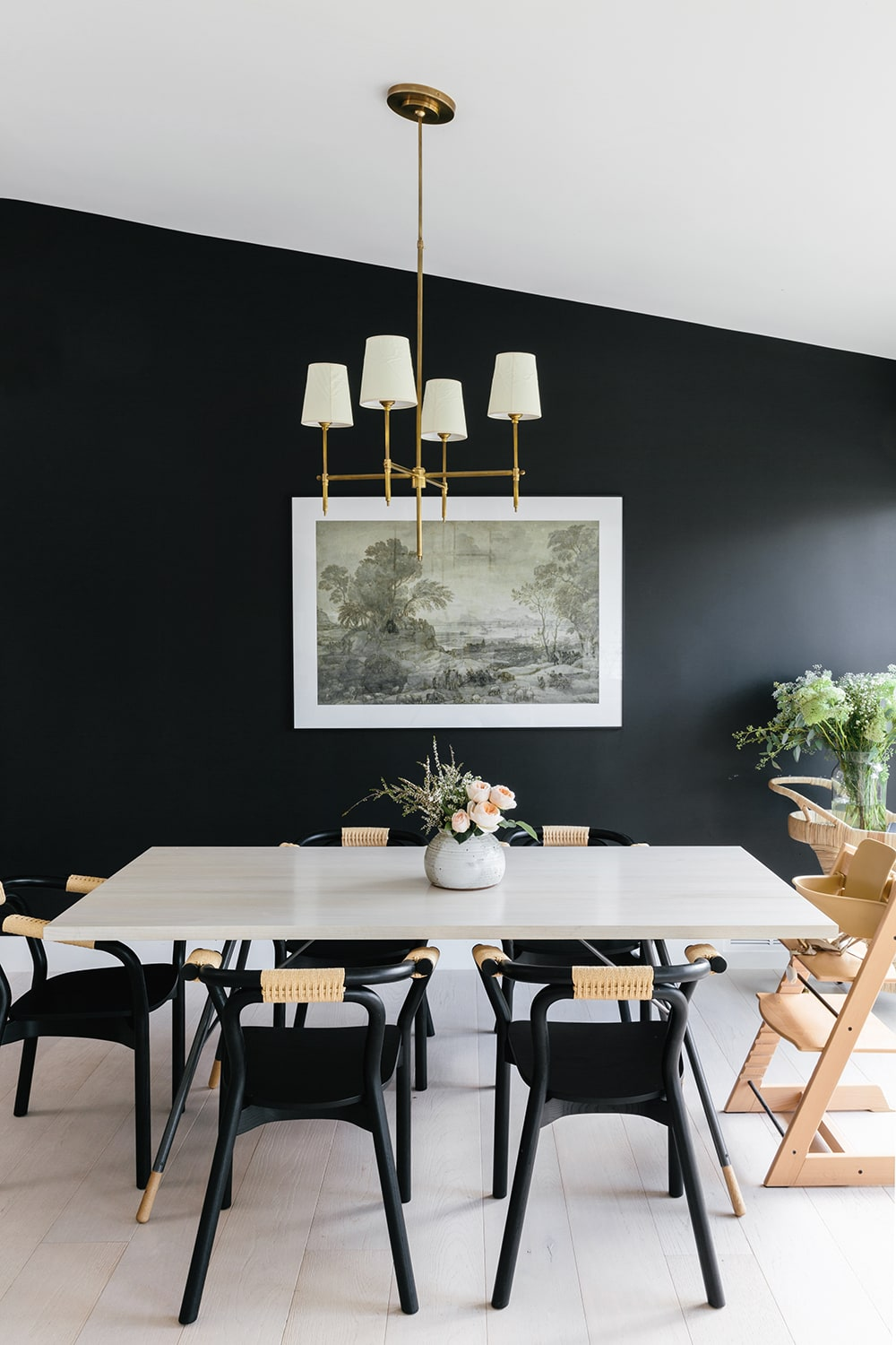Black Accent Wall Ideas To Make A Bold Statement In Any Room Homelovr